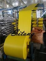 Flat Woven Fabrics (Coated and Uncoated)